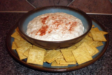 Cold Crab Dip Recipe
