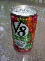 Low Sodium V8